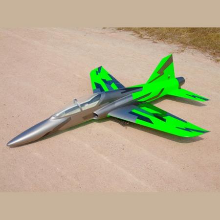 Ultra Flash Cayman Scheme Neon Green