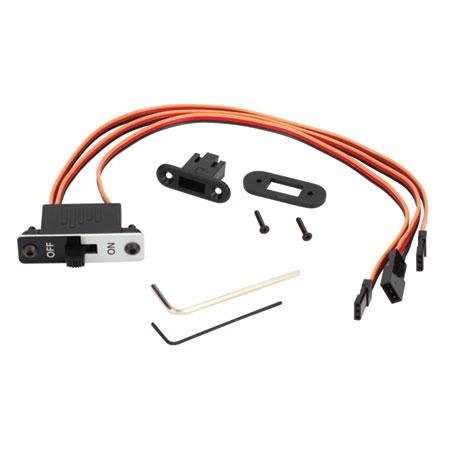 Spektrum Deluxe 3 Wire Switch Harness-0