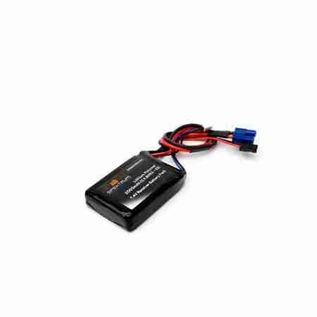 2000mAh 2S 7.4V LiPo Receiver Battery-0