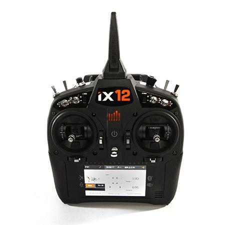 iX12 12-Channel DSMX Transmitter Only-0