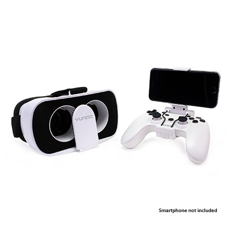 Breeze FPV Controller with Goggles and Device Holder-0