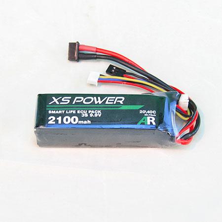 XS Power 2100mAh LiFE ECU Pack - MPX-0