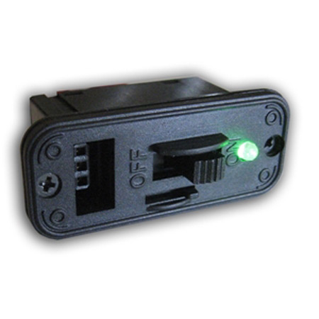 Booma Heavy Duty Charge Jack Switch Combination With LED Futaba Connectors-0
