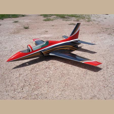 CARF ViperJet MK2 Falcon Scheme
