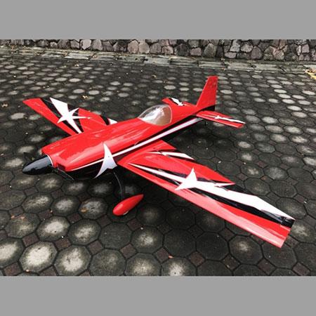 "CARF Extra 330SC HYBRID 2.3m (90"") Red"