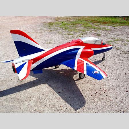 CARF Skygate BAE Hawk 1:3.75 Display Scheme 2012