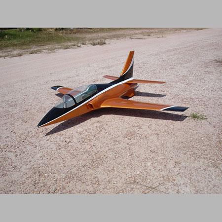 CARF ViperJet MK2 Scale Scheme