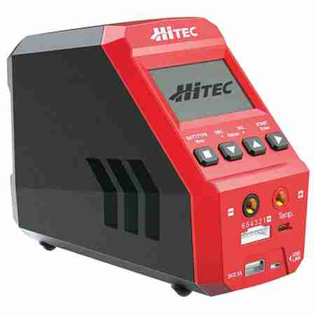 Hitec RDX1 AC/DC Charger/Discharger