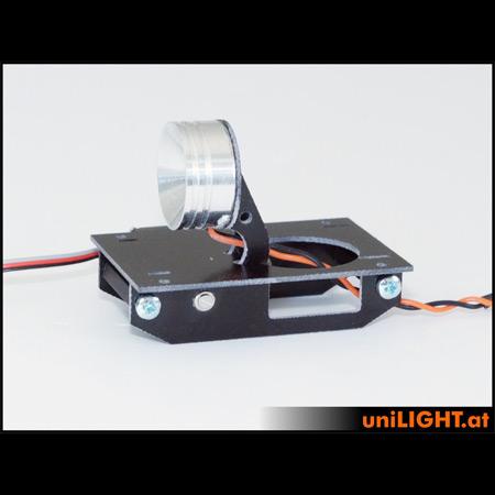 UniLight 20mm Drop-Out Spotlight 4Wx2-0