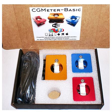 Xicoy Digital Weight and Balance CG Meter - BASIC-0