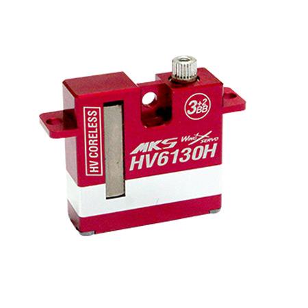 HV6130H Thin Wing Digital Servo 112oz @ 8.4v .01/60deg