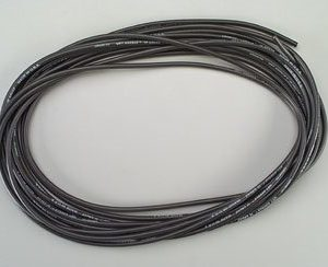13AWG Silicone Wire Black-0