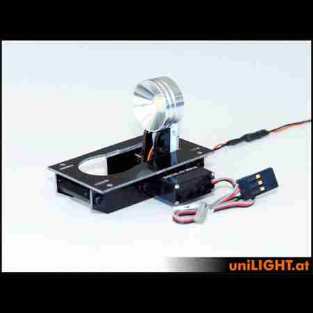 UniLight 20mm Drop-Out Spotlight REVERSE 4Wx2-0