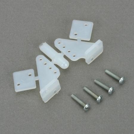 DuBro Control Horns, 1/2A-0