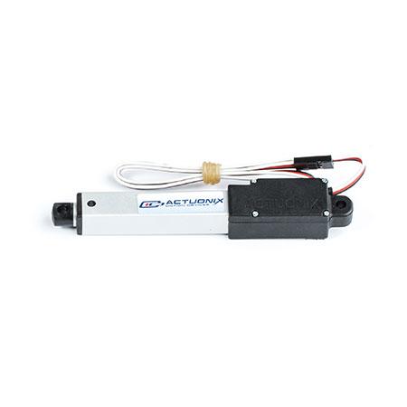 L12-R Micro Linear Servos 50mm Stroke 50:1 Ratio-0