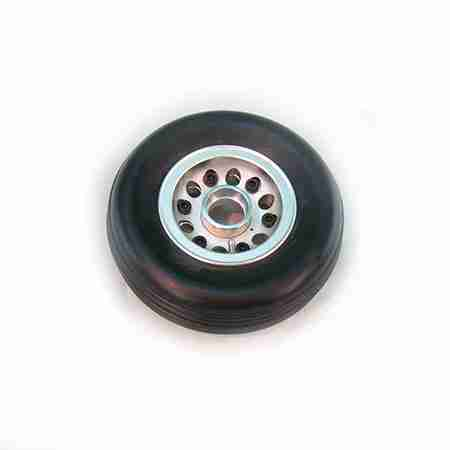 "Airpower 3"" (76-83mm) Inflatable Main Rim and Tire without bearings-0"