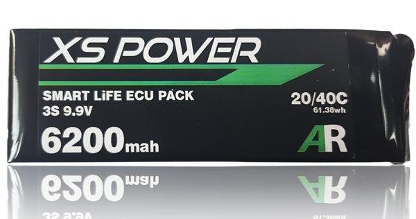 XS Power 6200mAh 9.6volt LiFE ECU Pack