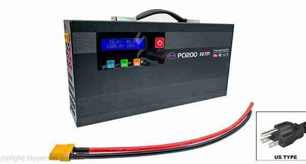 PC1200 1200Watt 10~30V 50Amp max DC Switching Power Supply (110V ~ 240V)