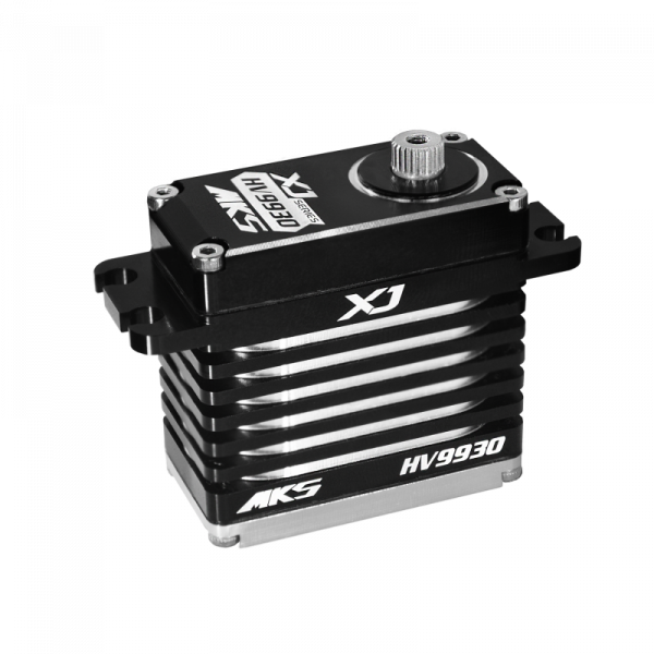 HV9930 Digital High Torque High Speed XJ Servo 597oz @ 8.4v .09/60deg