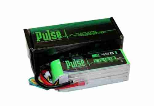 PULSE 2250mAh 4S 14.8V 45C - Multi-rotors - LiPo Battery