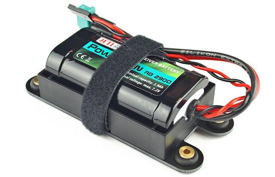 Jeti Power RB Receiver 3100mAh 2S 7.2V Li-Ion Battery