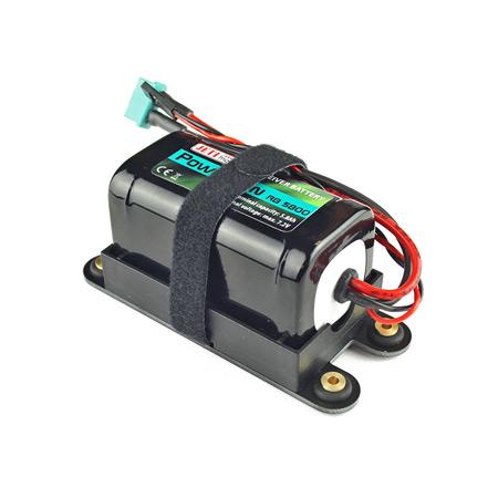 Jeti Receiver Battery Pack 6200mAh 7.2V Li-Ion Power RB