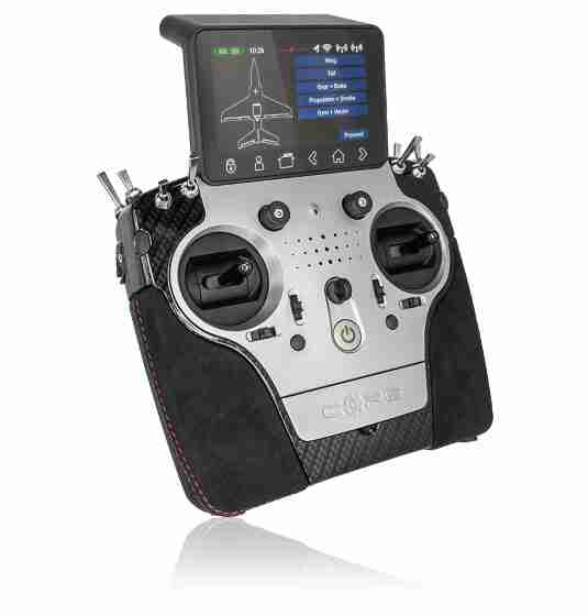 Core PowerBox Radio System, handheld version, BLACK