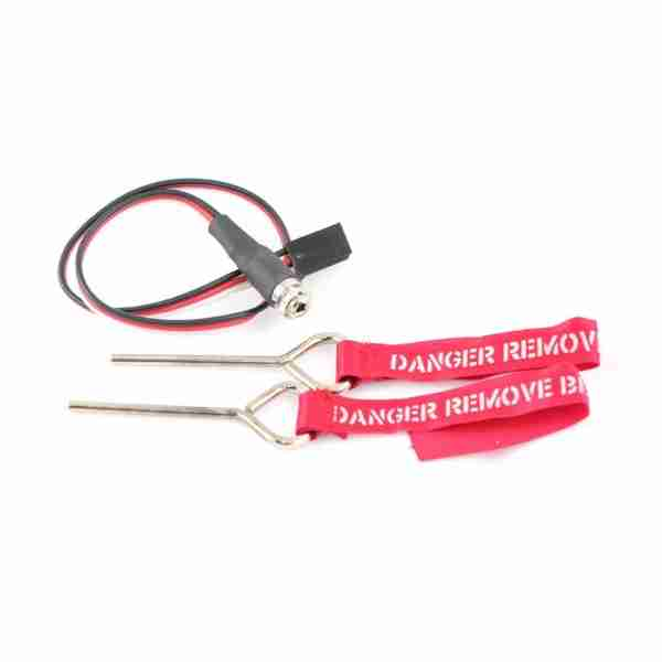Pin & Flag Failsafe-Switch (Not Recommended for PowerSafe Receivers)