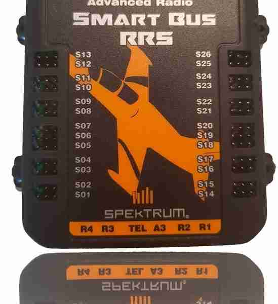 Smart Bus RRS Spektrum DSMX w/Pin and Flag