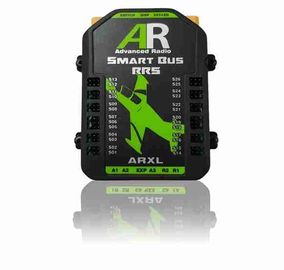 SmartBus RRS ARXL - Multi-Protocal w/pin flag and Sequencer