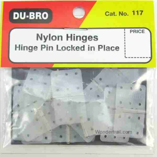 Hinge, Nylon (15)