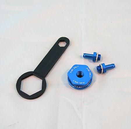 DigiTech Fuel Fitting Set 8mm