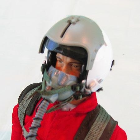 "Visor Shield for 15"" Warbird Pilot Figures"