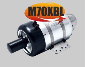 JetsMunt Merlin M-70XBL 15.8lbs Thrust RC Turbine Engine