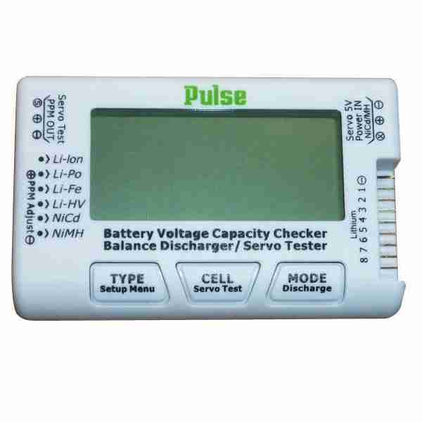 Pulse Cell Meter 8
