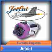 JetCat RC Turbines